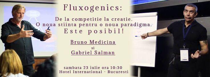 Fluxogenics - De la Competitie la Creatie   O noua stiinta pentru o noua paradigma