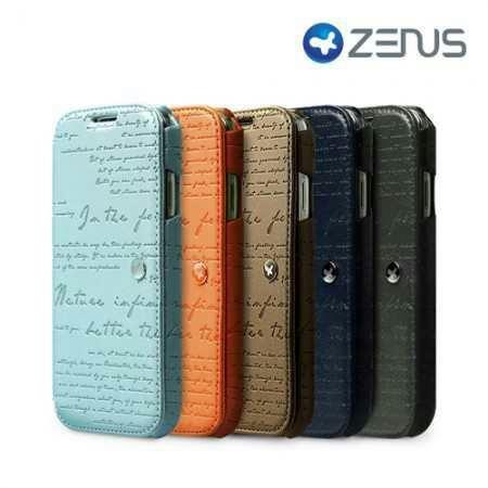 Zenus lettering flipcase