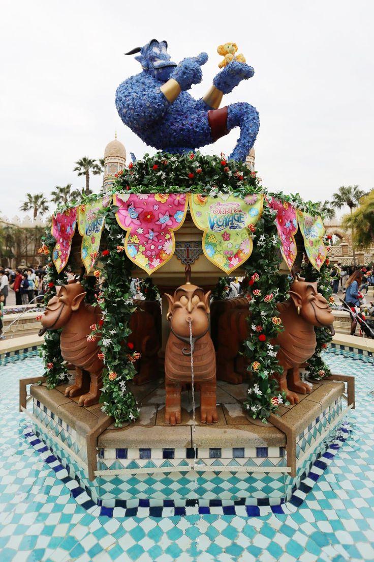 """Depois de ir na Tokyo Disneyland, hora de conhecer um parque único no mundo. O Tokyo DisneySea como o nome entrega, tem inspiração náutica e lá você encontra o palácio do Rei Tritão de """"A Pequena Sereia""""! O parque foi inaugurado em 2001 com uma proposta adulta, ao contrário do Tokyo Disneyland, que é mais infantil. Ele tem cenários absurdamente caprichados e inspirados em alguns locais, por isso, remete um pouco ao Epcot. Ao mesmo tempo..."""