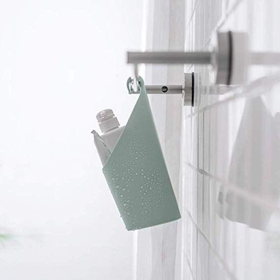 Onewell Plastic Hanging Organizer Bath Drain Basket Stackable Shower Caddy Storage Holder For Bat With Images Shower Caddy Storage Shower Caddy Bath Organization