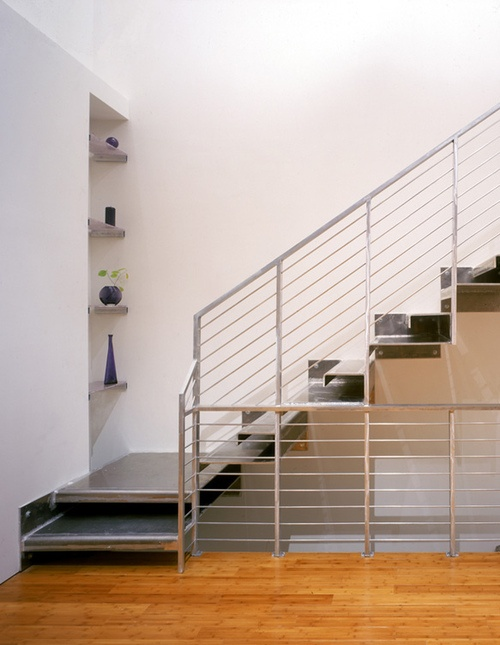 Menlo Park Townhouse By John Lum Architecture: 1000+ Images About Modern Stairs, Balusters, And Newels On