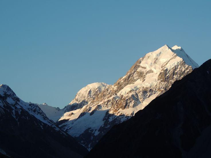 Aoraki/Mount Cook in all her glory