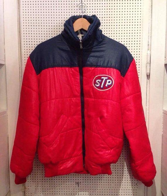 Vintage sport jacket STP 70's EV51.