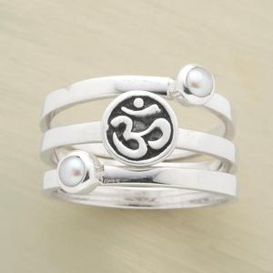 Inner Peace rings