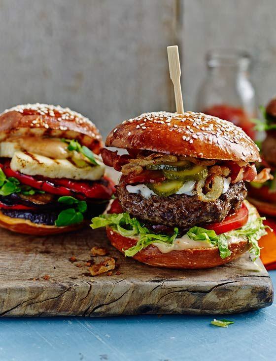 Homemade brioche burger buns - your burgers deserve them...