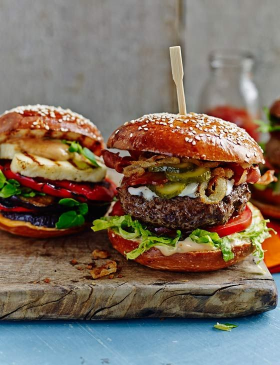 Homemade brioche burger buns - your burgers deserve them...