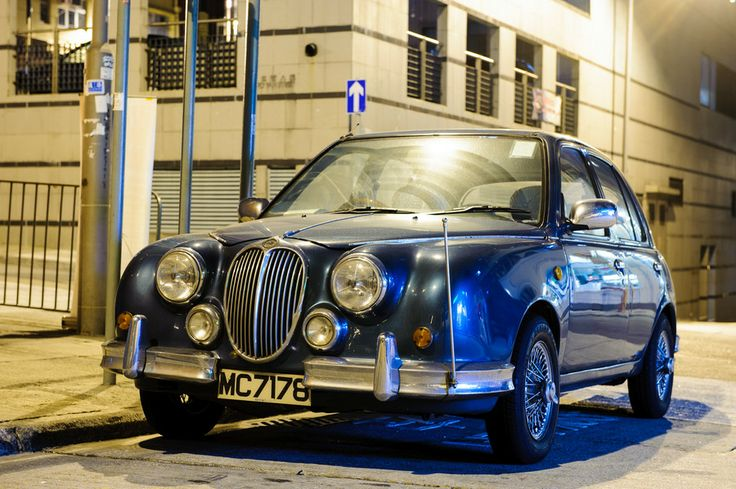 Japanese legend Mitsuoka by Mikhail Mashikhin on 500px