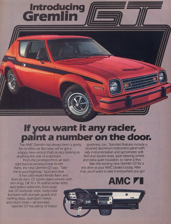 Introducing Gremlin GT 1978