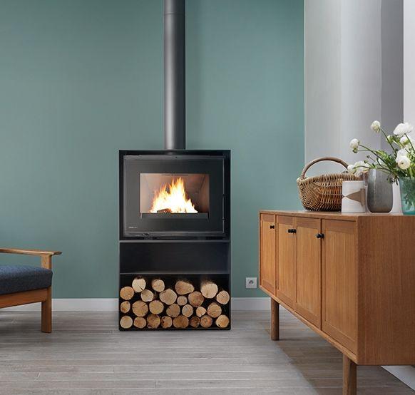 les 25 meilleures id es de la cat gorie poele a bois fonte sur pinterest poele fonte poele. Black Bedroom Furniture Sets. Home Design Ideas