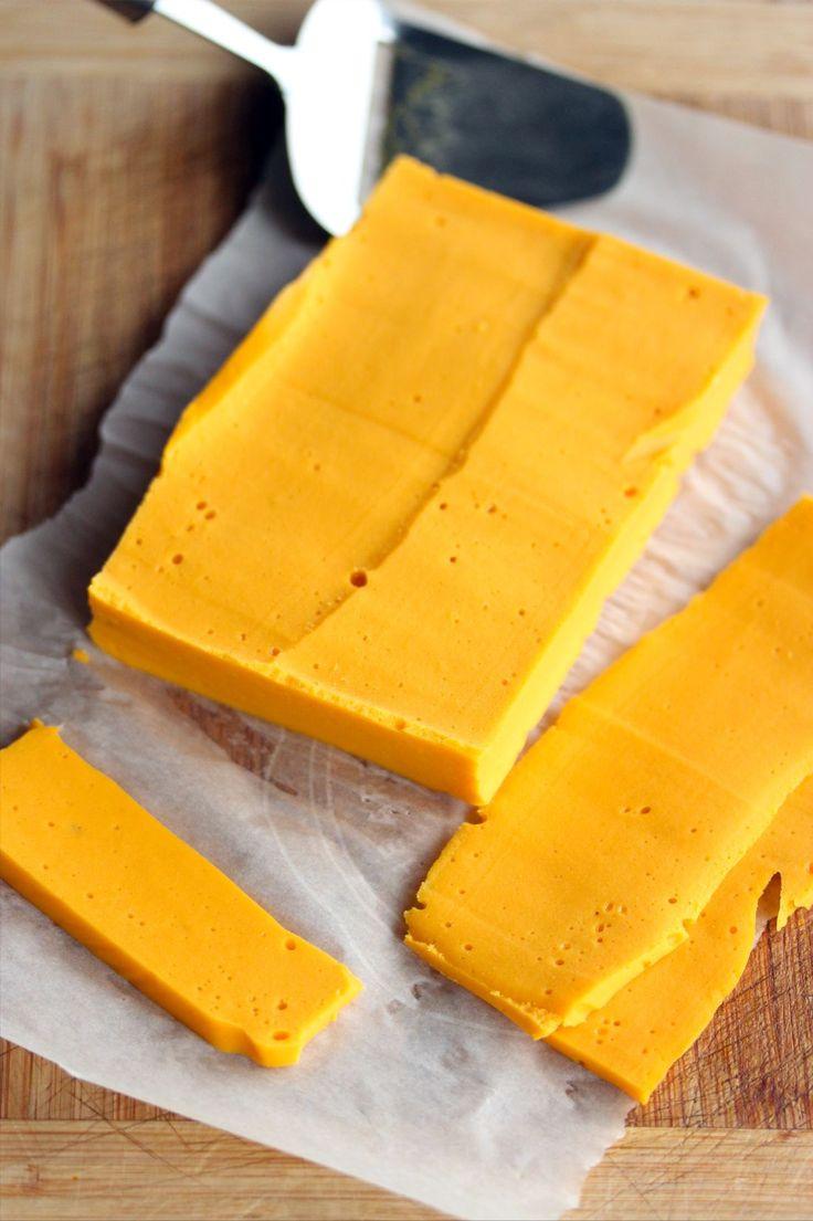 Zucchini Cheddar Cheese - carrot/butternut squash, zucchini/summer squash, water, olive oil/coconut oil/ghee, lemon juice/ACV, sea salt, gelatin, garlic clove (optional), probiotic capsule (optional)