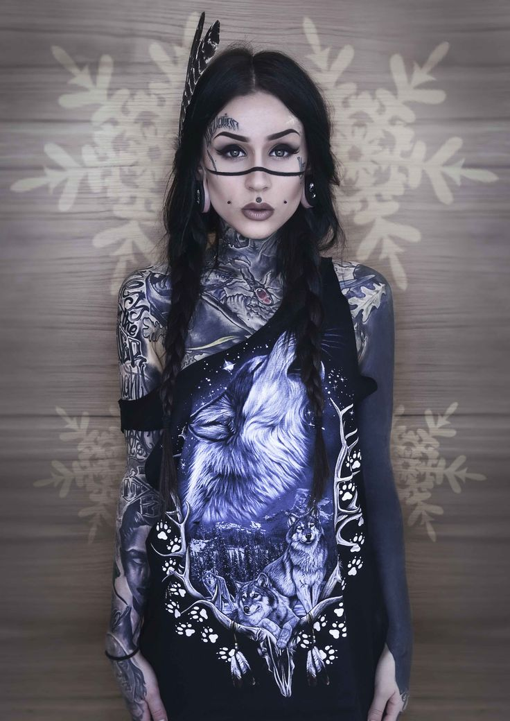 Signed A3 Poster NATIVE / Monami Frost