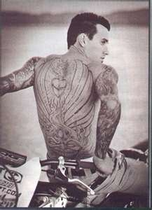 Carey Hart. OH. MY. GOD. Pink is one lucky woman!
