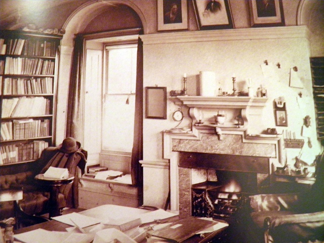 Down House Home Of Charles Darwin Darwin 39 S New Study By