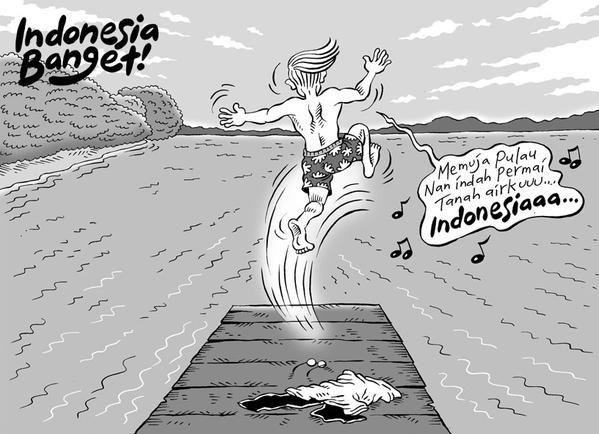 Mice Cartoon: Indonesia Banget!