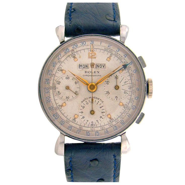 1947 Vintage Rolex Chronograph... Infuckingcredible