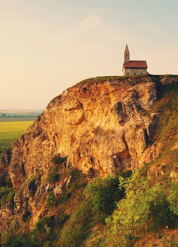 Church st. Michala Archanjela near Ntra