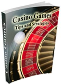 Slots thecasinoguide onlinebookmaker videopoker craps gambling guide