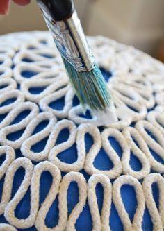 Detodomanualidades: Como hacer lámpara para techo