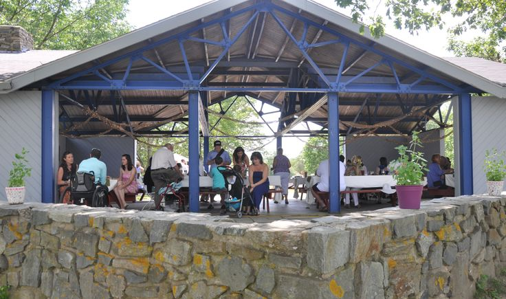 Fort Williams Picnic Pavillion: Williams Picnics, Forts Williams, Picnics Pavillion