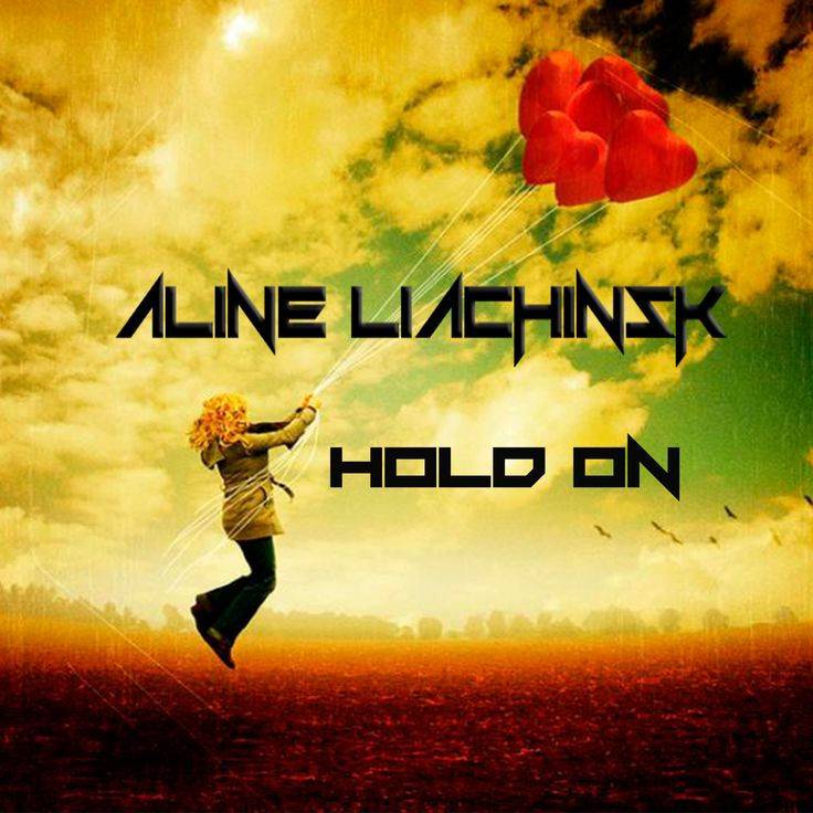Aline Liachinsk - 'Hold On' EP