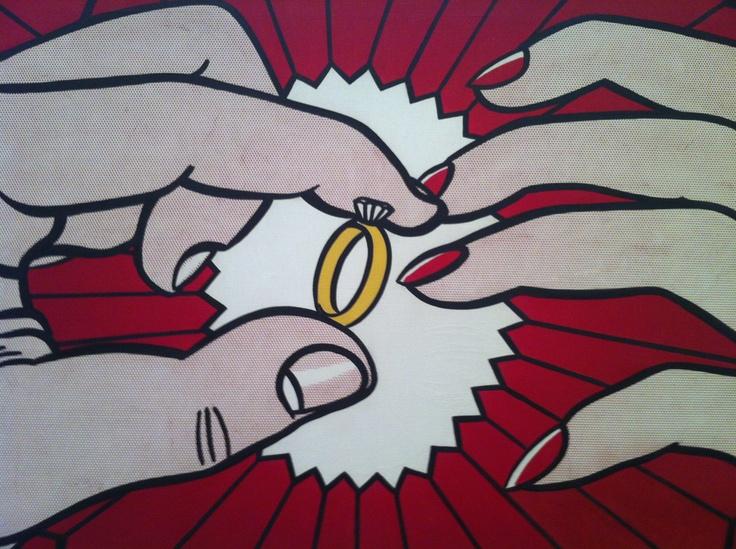 35 best lichtenstein images on pinterest