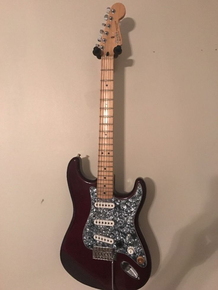 2005 Fender mexican stratocaster