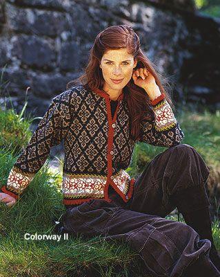 Allegro Yarns - Dale of Norway Kits -13802