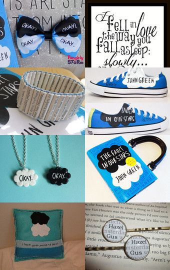 TFIOS crafts for everyday life DIY - Do these to keep you busy until the movie! :)