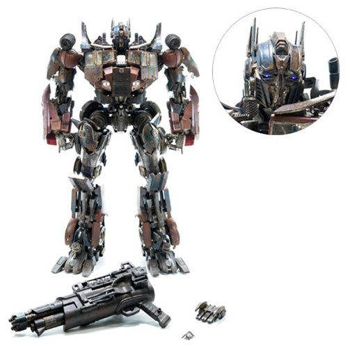 Transformers Age of Extinction Optimus Prime Evasion Edition Premium Scale Action Figure ThreeA Transformers Action Figures