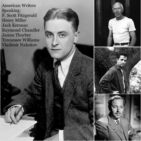 F Scott Fitzgerald And Zelda Wedding American Writers Speak...