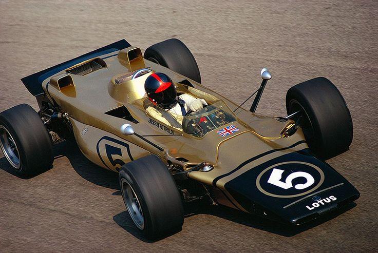 Emerson Fittipaldi, 1971                                                       …
