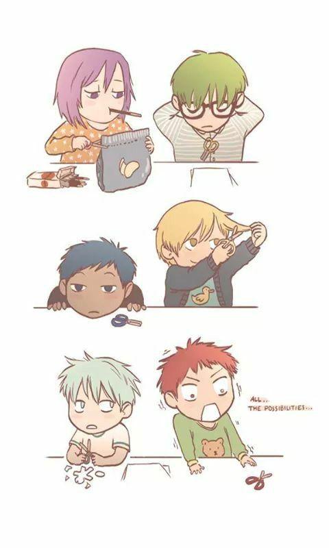 Akashi and scissors/?