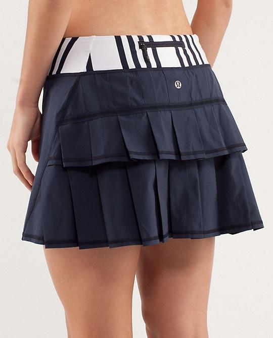 RUN:Pace-Setter Skirt #letsgetlost