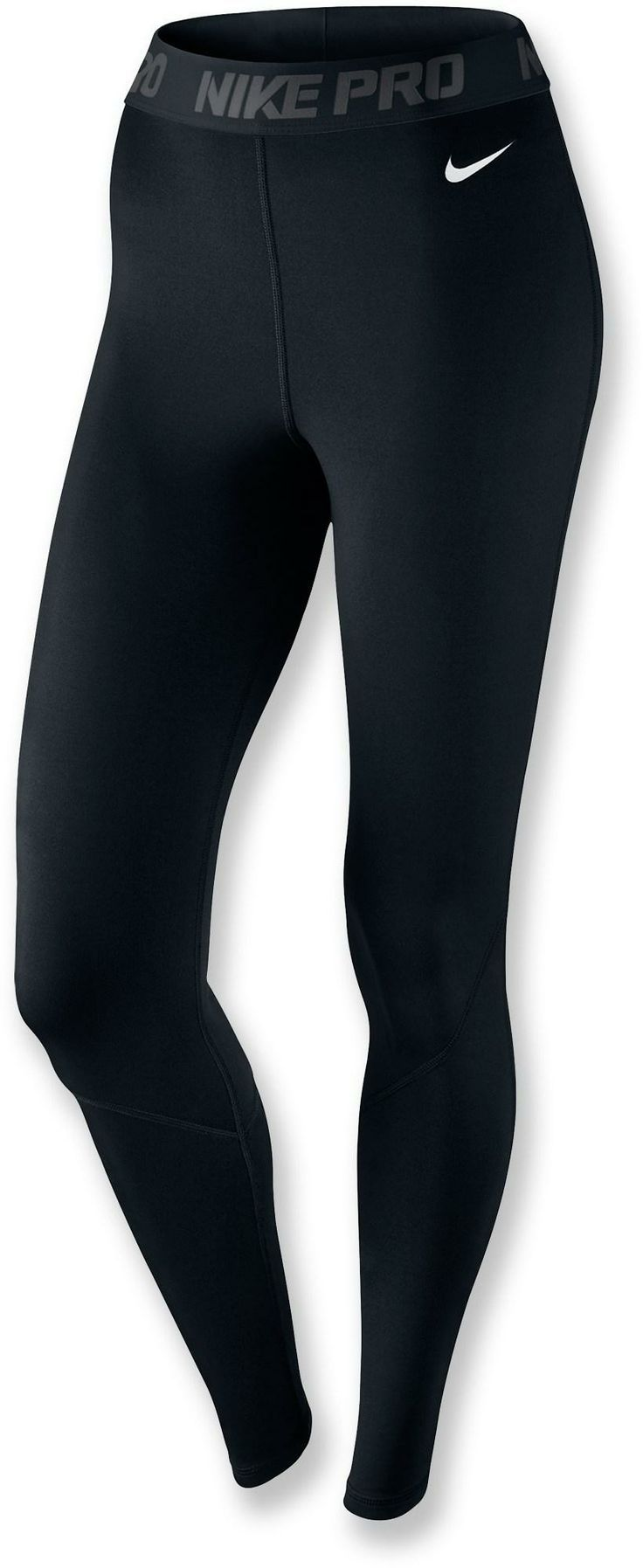 Perfect for cold weather runs. Nike Pro Hyperwarm Tights III - Women's.