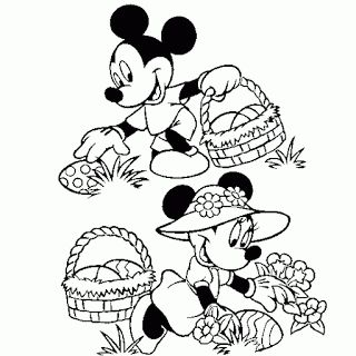 Free Printable Easter Disney Coloring Pages For Kids Color This Online Pictures And Sheets A Book Of