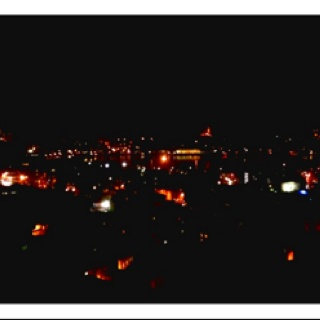 Golden Horn by night - Istanbul