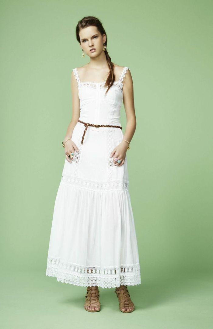 ▷ 1001 + ideas de vestidos ibicencos que te van a encantar | bodas
