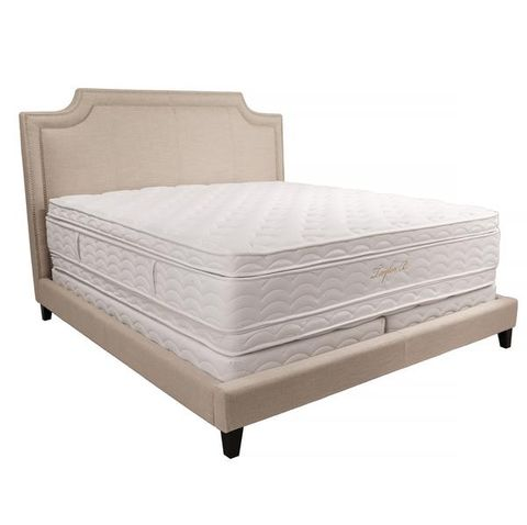 Asian King Mattress 182 x 190 cm, 5 Zone, Pocketed coil technology with memory foam layer on top and bottom (for ability to flip mattress) **Frame sold separately.**  | S$499.00