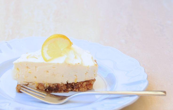 Zandloper proof - Lemon cheesecake