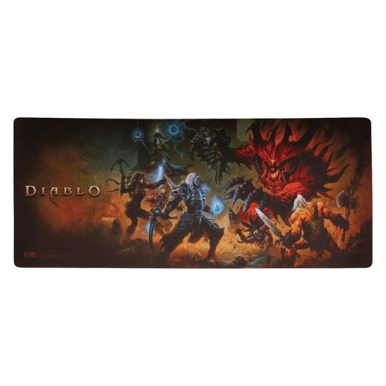 Diablo Oversized Desk Mat