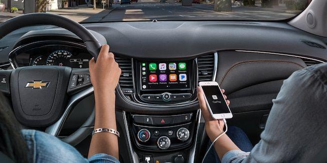 2019 Trax Compact Suv Technology Phone Integration Compact Suv