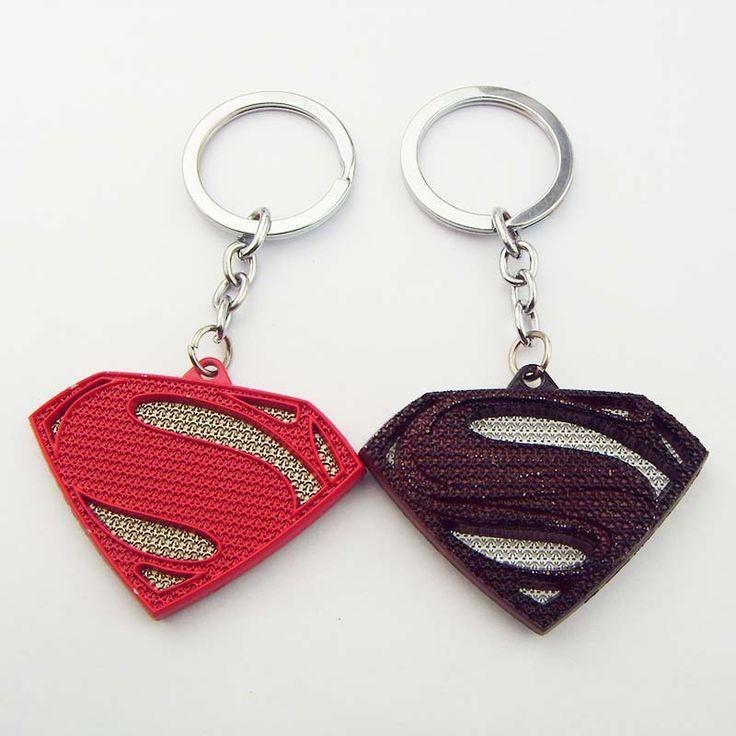 Llaveros Superman