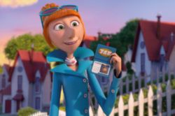 Lucy Wilde is one of the new characters to watch out for in Despicable Me 2 - voice by Kristen Wiig - and we introduce you to her.