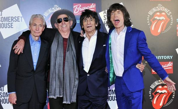 Rolling Stones to play at TD Garden June 12, 2013
