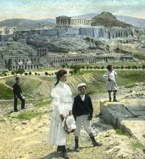 Athens c.1900