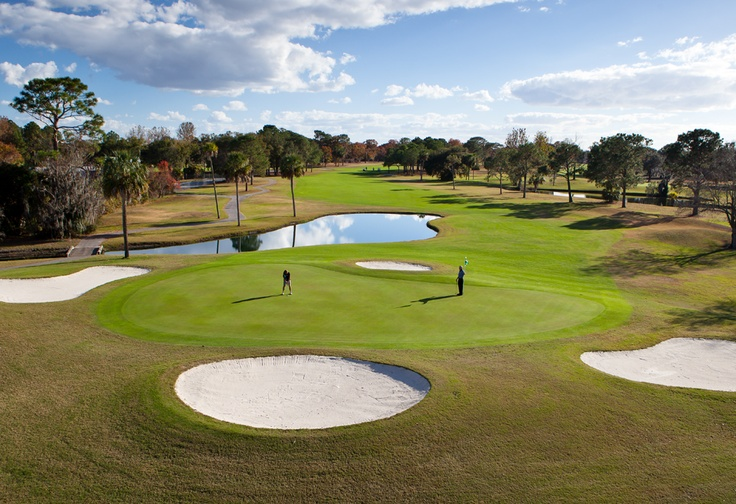 Perfect time to Spring into our golf offerings. Golf