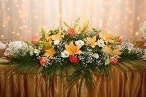 Wedding Altar Flowers - The Wedding SpecialistsThe Wedding Specialists