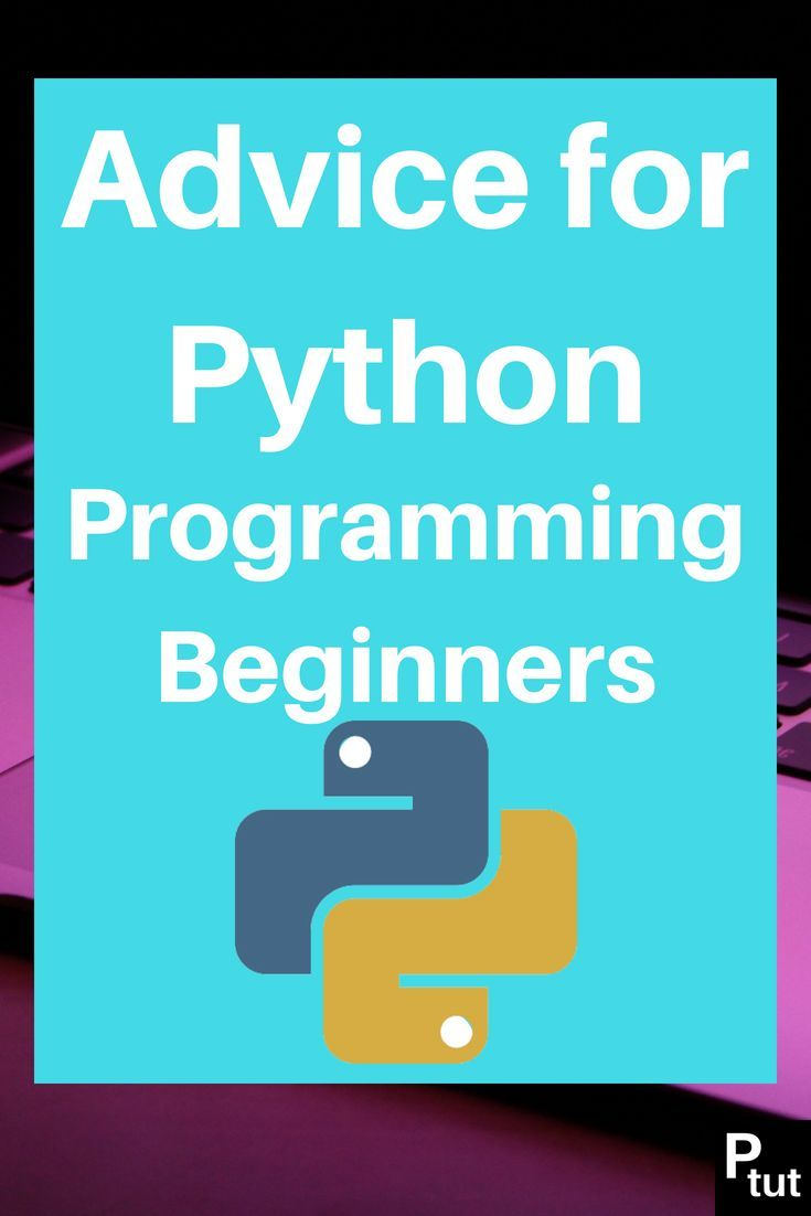 Python in itself can be a very complex language  There are