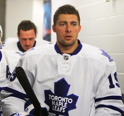 Maple Leafs' Joffrey Lupul one of 5 NHLPA members posting PlayBook videos