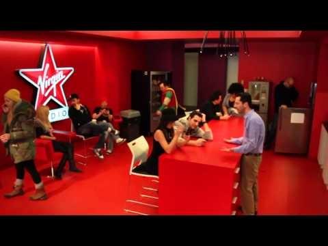 Harlem Shake - Virgin Radio 96 Style